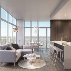 Lumina Brentwood new development floorplan photo of living room