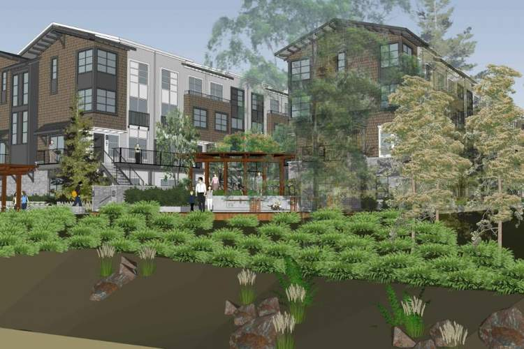 Maplewood New Condos - design of buildings