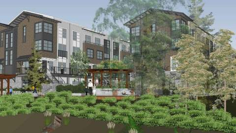 Maplewood New Condos - Design Of Buildings