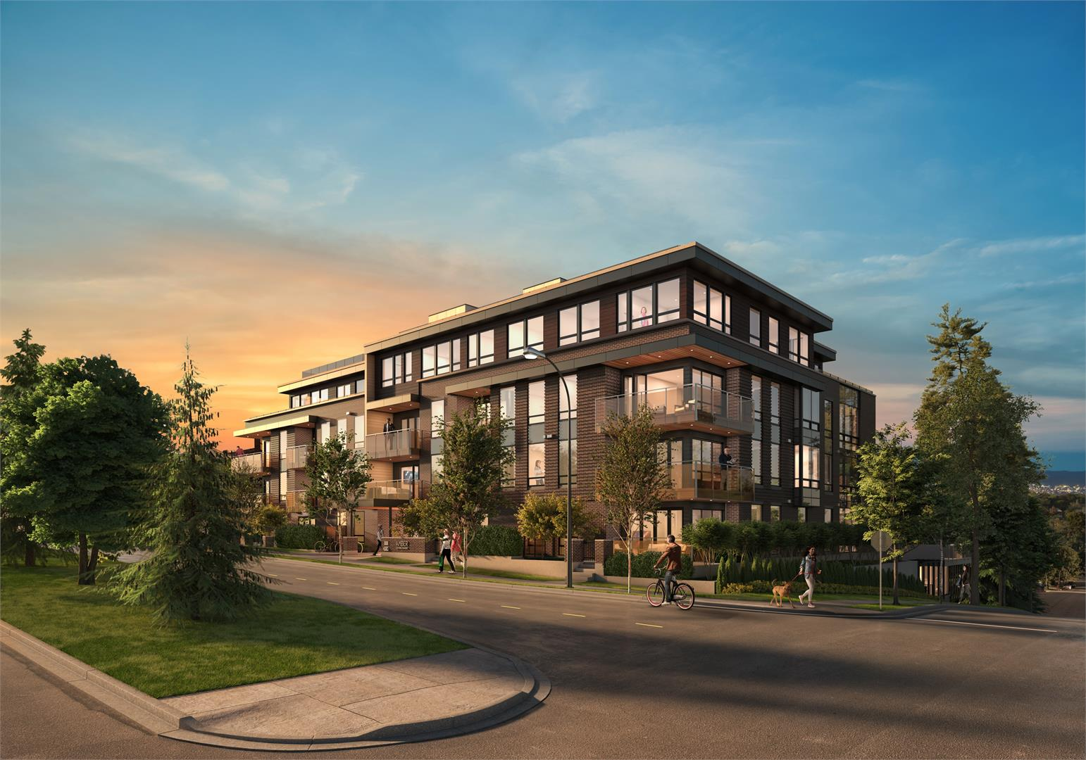 Amber Move In Condo Development In Vancouver's Westside