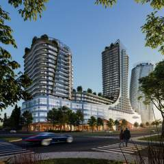 Building 7 X Clemande Oakridge By Westbank