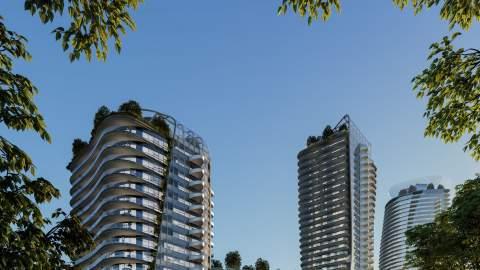 Building 7 X Clemande Oakridge By Westbank