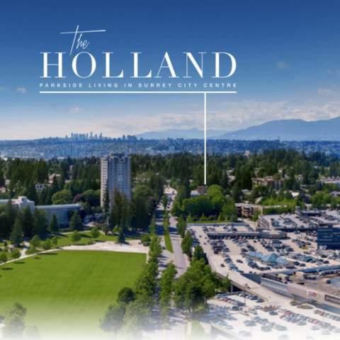 The Holland new condo development in surrey