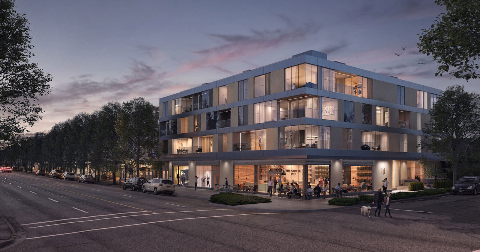 Monument Kitsilano By Epta Properties On Vancouver's Westside