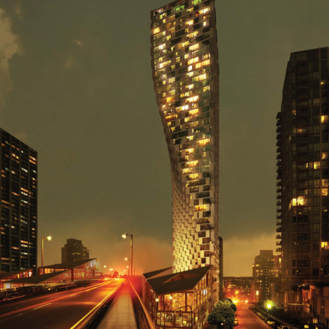 Vancouver House – Reinventing Vancouver Architecture