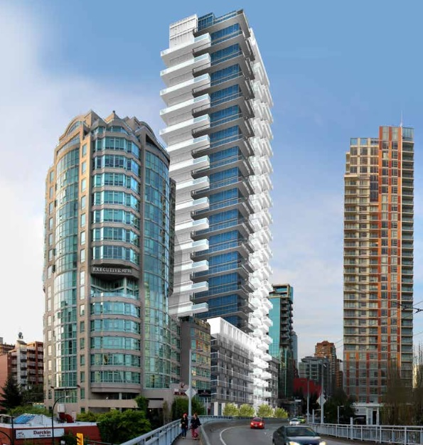 Downtown Vancouver: Downtown Vancouver Presale Condo Projects