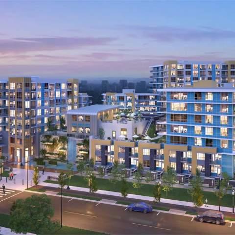 803 7708 Alderbridge Way | Tempo | Richmond City Centre Assignment | Amacon