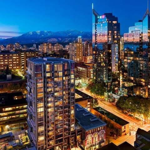1807 1155 Hornby Street | Addition | Downtown Vancouver Condo Assignment | Vancouver West
