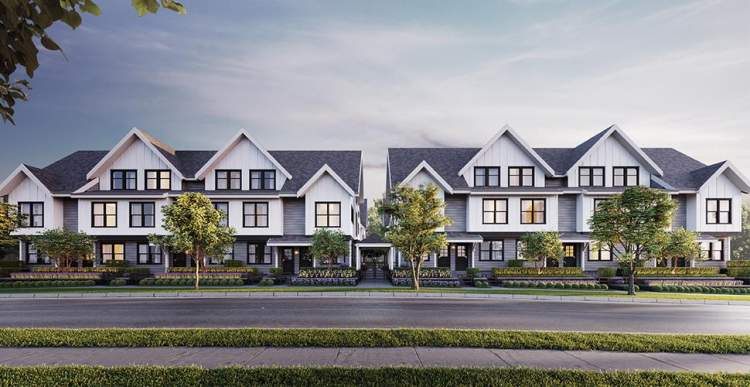 Arcola Burnaby Townhomes