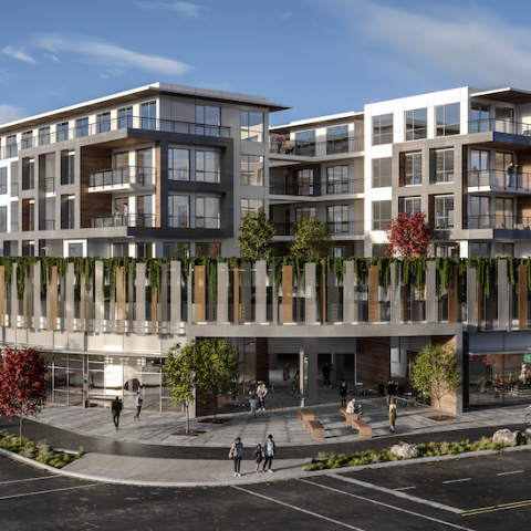 New Squamish Condos