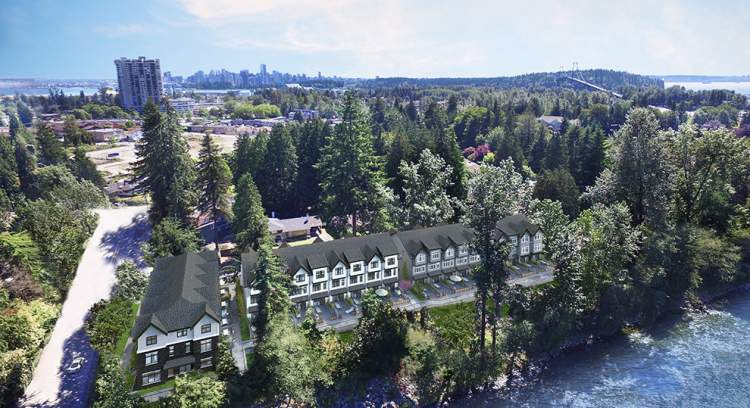 Holland Row Capilano Presale