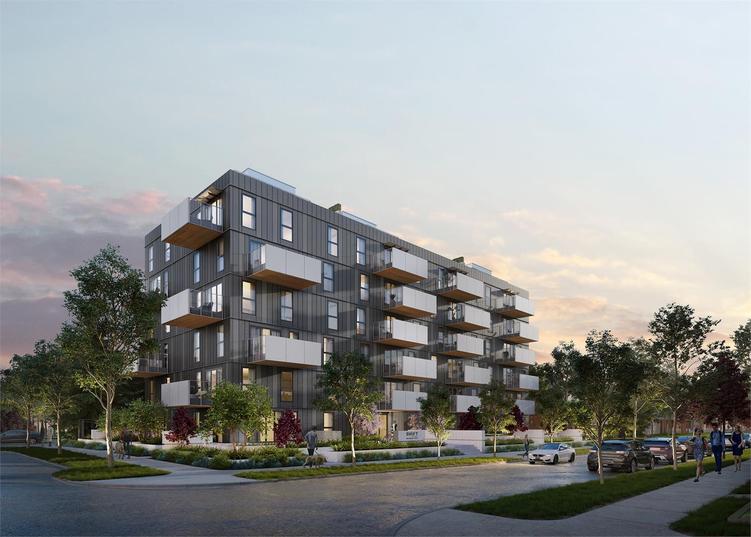 Shift By Aragon New Condos Presale