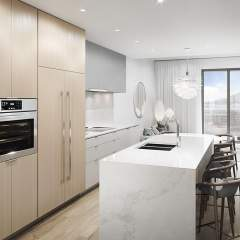 Sparrow Kitchen VNC