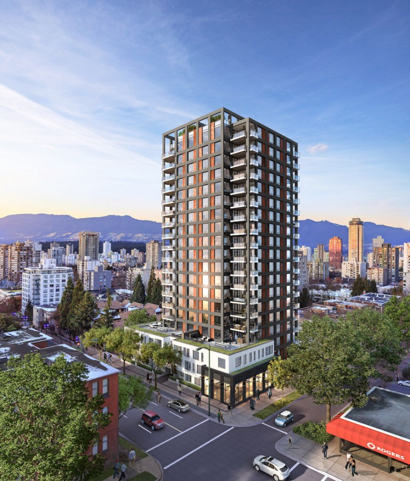 West End Vancouver: The West End's Newest Condo