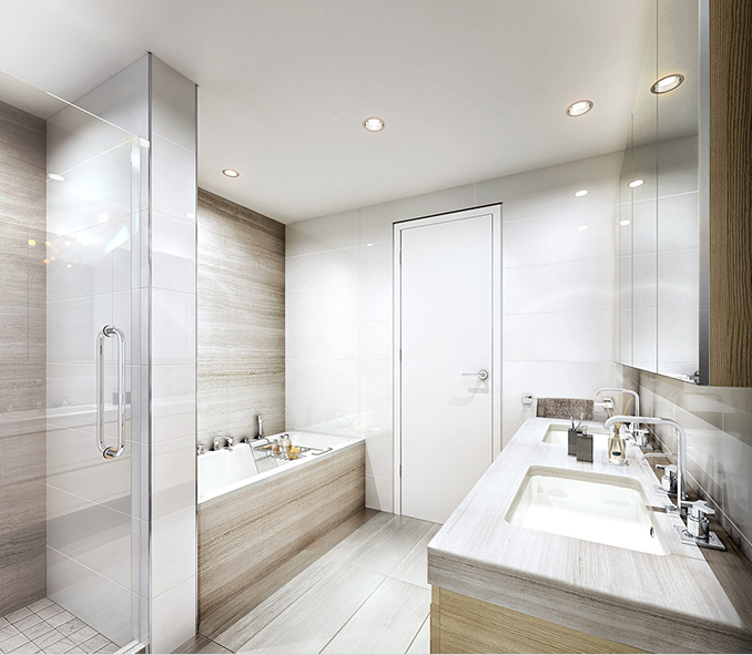 Vancouver Luxury Condos: Shannon Wall Centre At West 57th Ave & Granville
