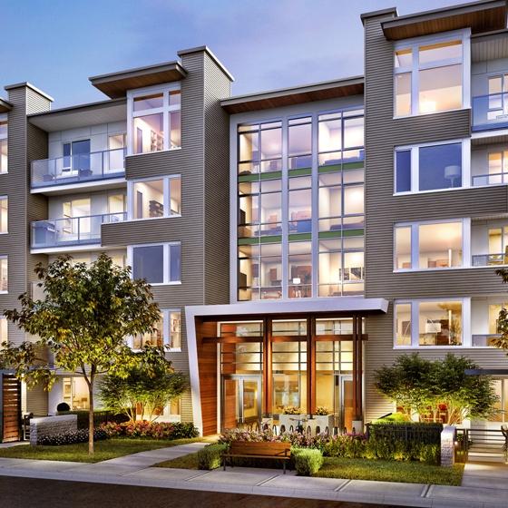 Esams Condo Interior Design Vancouver: West Quay: In The Heart Of The North Shore