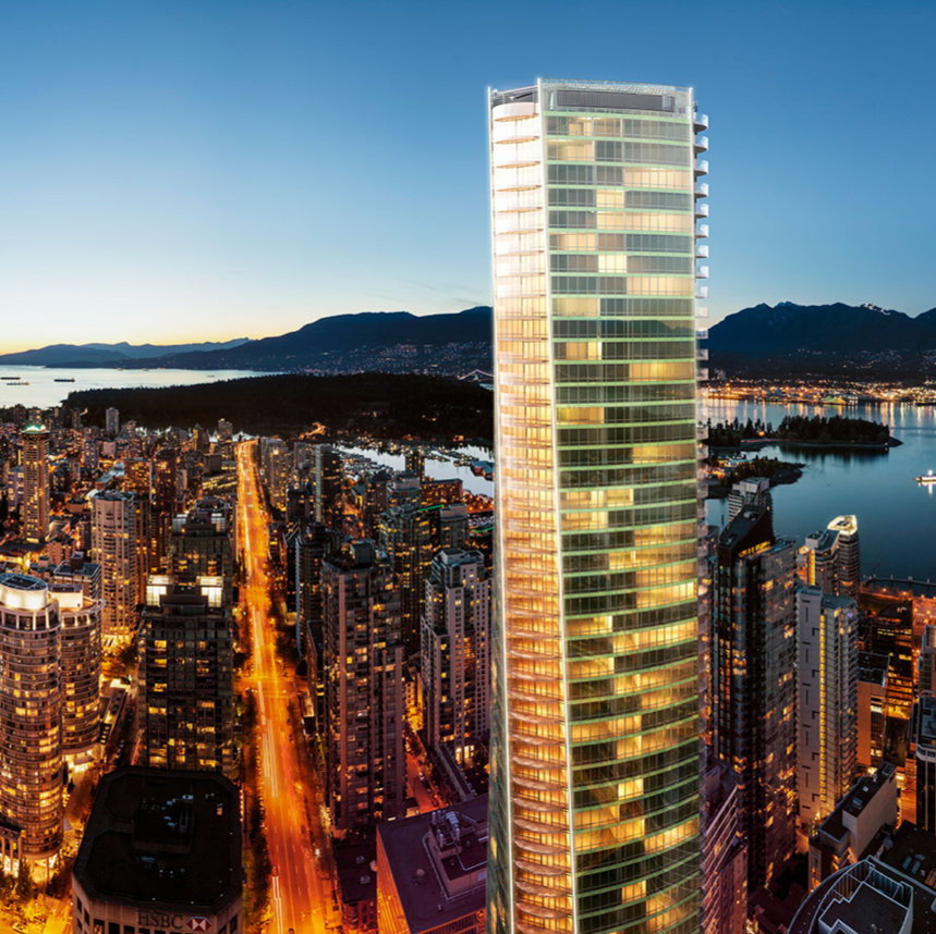 Downtown Vancouver: A Focal Addition To The Downtown