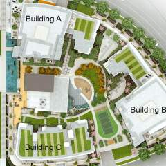 The Tempo Building Layout
