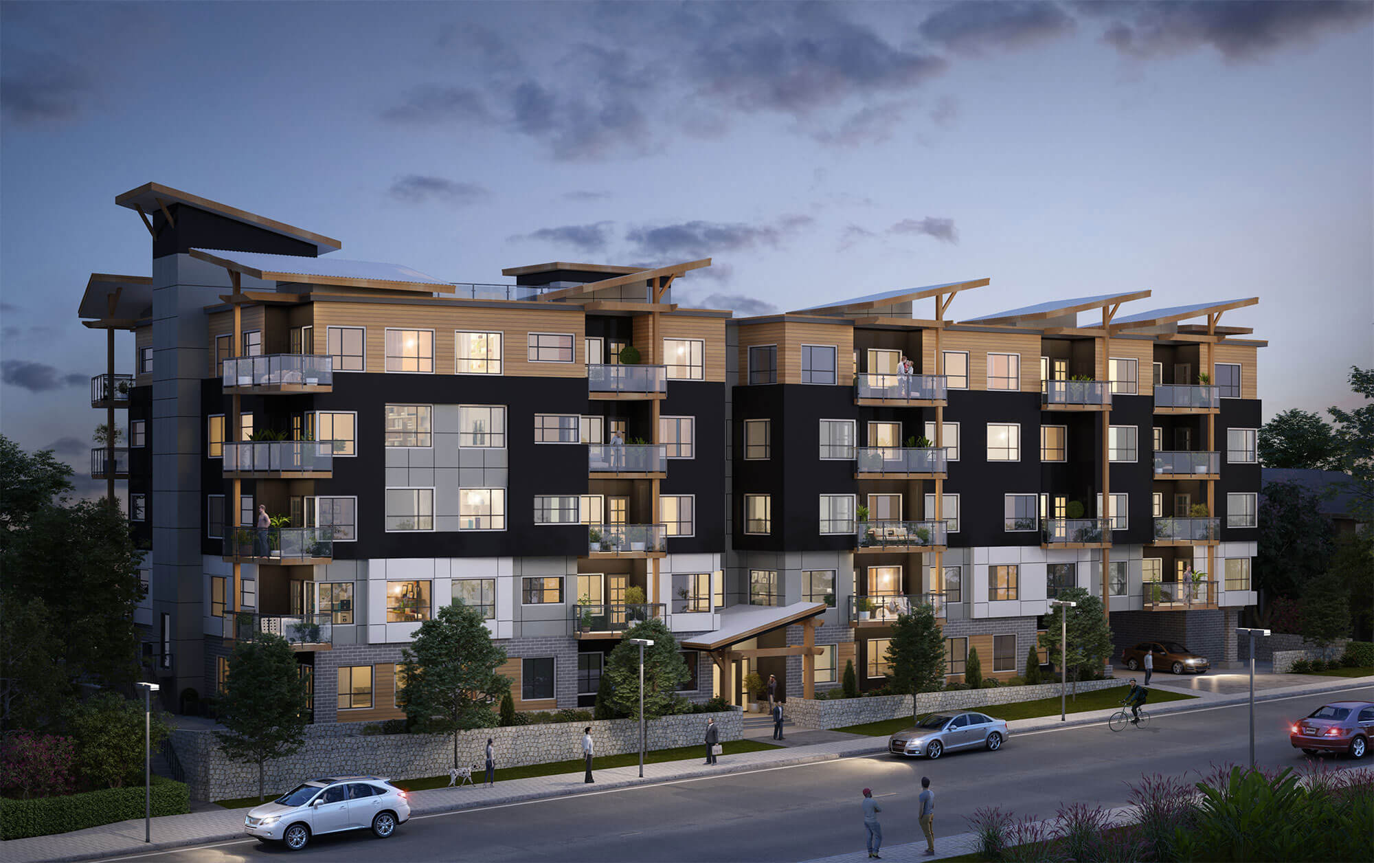 The Edge Condo Development Abbotsford