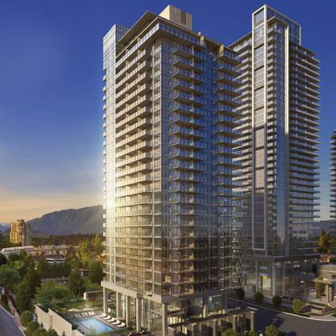 23rd Floor 655 North Road #2 | Marquee At Lougheed Heights | Coquitlam Assignment Condo