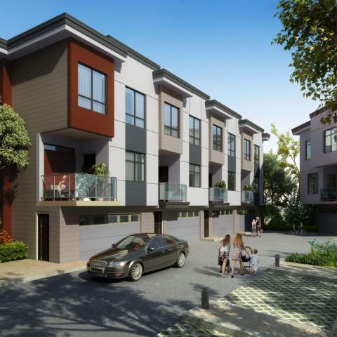 Isola by Mortise 1711 King George Boulevard, Surrey, BC