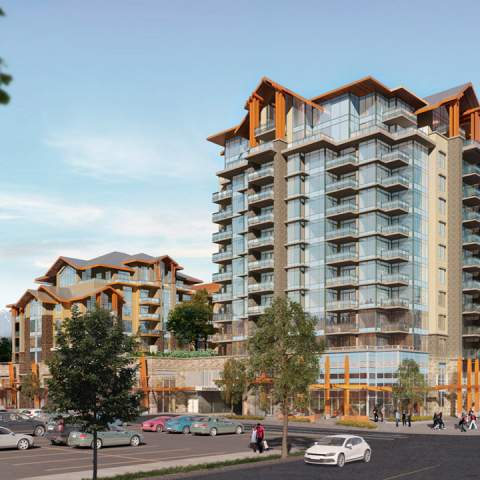 2 Bed + 2 Bath | The Residences | New Condo At Lynn Valley |Estimated Completion In 2018