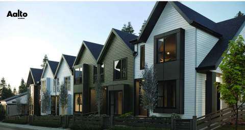 Aalto Townhome By Intracorp In Coquitlam