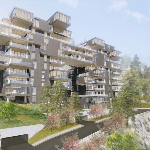 New North Shore Vancouver Condos