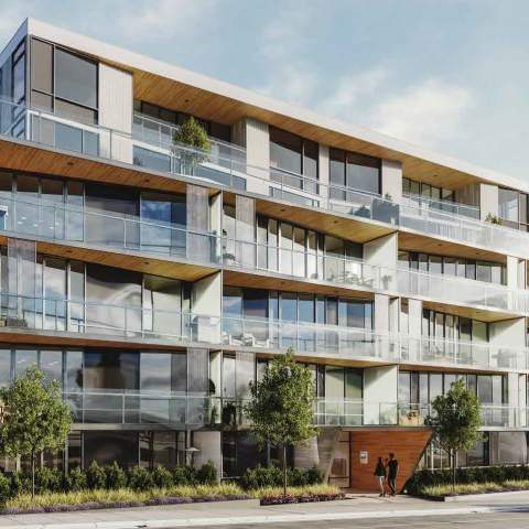西城温哥华预售公寓房 West Side Vancouver Presale Condos