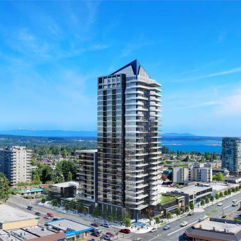 New White Rock Condos