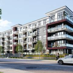 Wesley Langley on Brydon Creek New Condo building Render