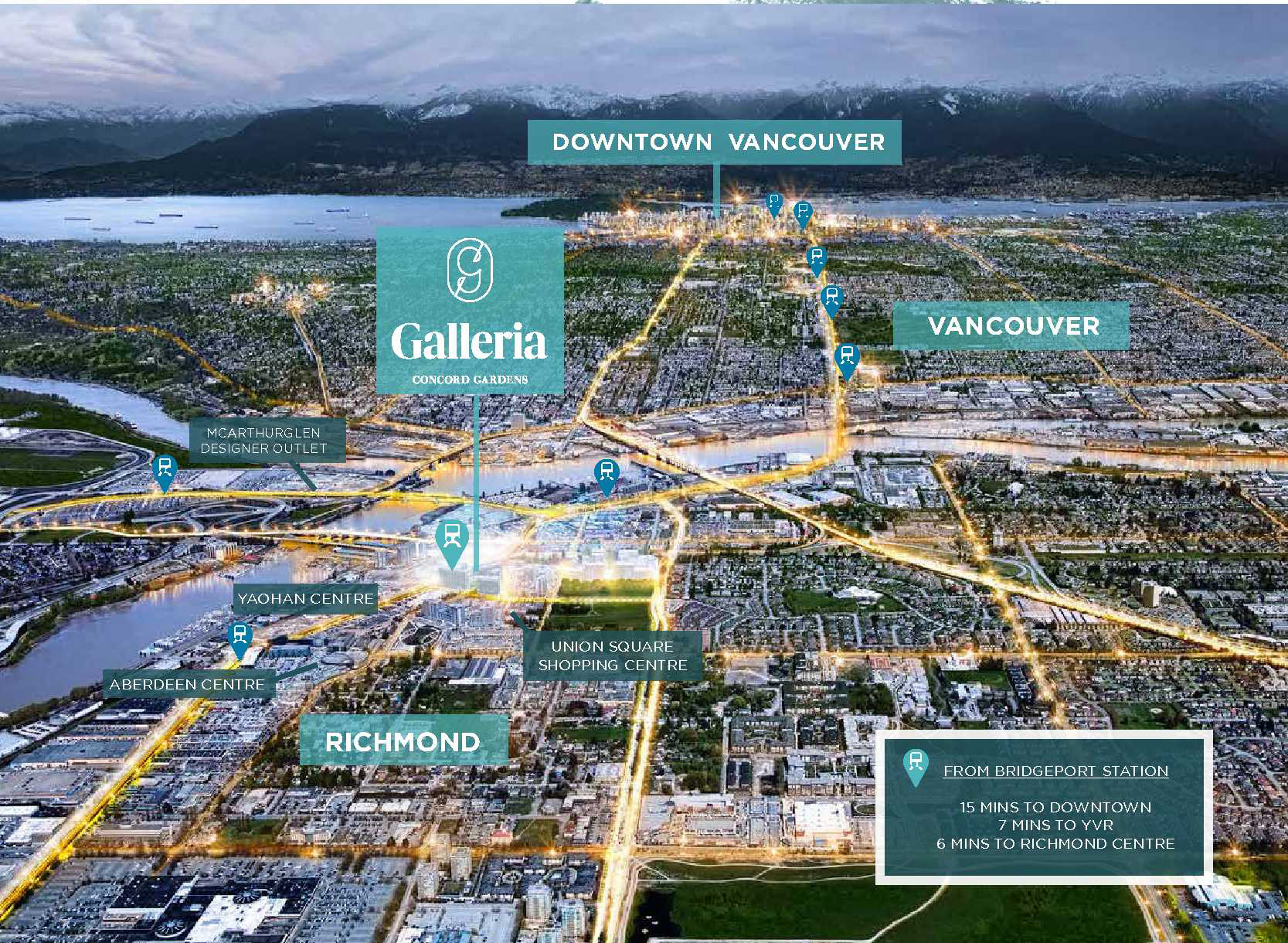 Galleria Richmond Location And Neighbourhood