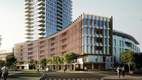 Mode Wesgroup New Condo Development At The River District