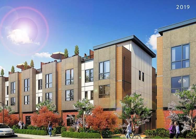 Terraces 3 rendering Langley