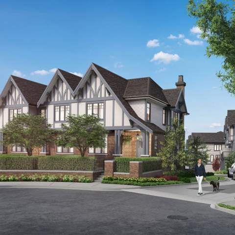 Hadleigh On The Park Townhouse In Coquitlam