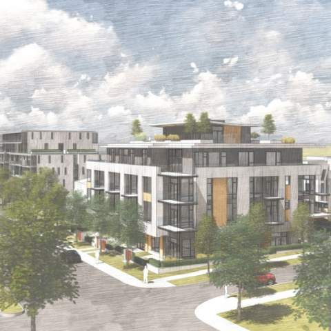 588 W King Edward new condo development in Vancouver