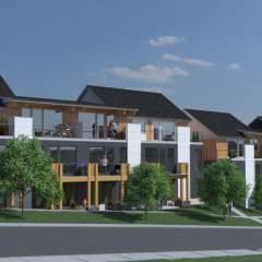 Promontory in Uptown Kelowna presale rendering