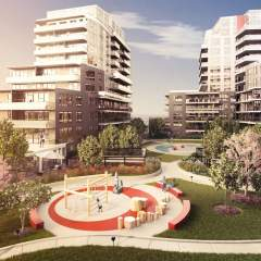 One Park Richmond Two Presale Condo Tower