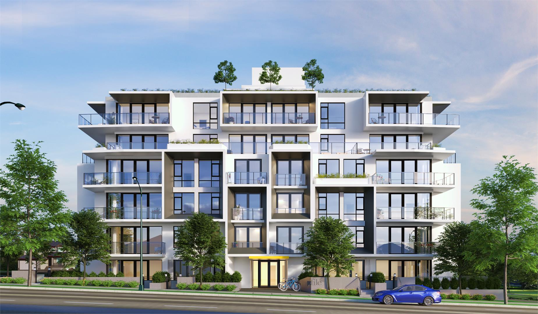 Profile Oak Street By Bold New Condo Development