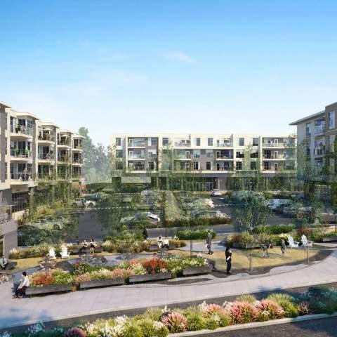 The Haro Victoria condo building rendering