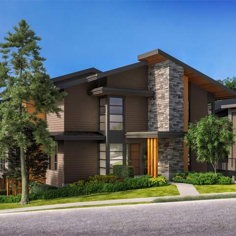 Cedar Ridge Townhouse Presale In Port Moody