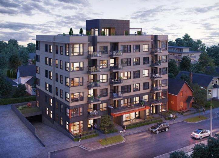 Amira New Condo in New Westminster
