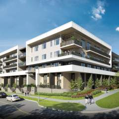 DLX On Third Nanaimo condo building