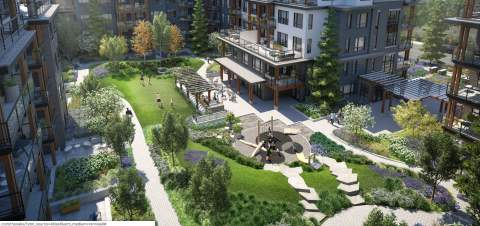 The Oaks Homes Starting From $399,900 Presale Condo In West Coquitlam