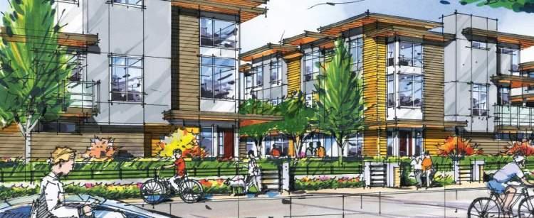 Five Road Richmond new condo development