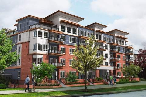 2 Bedroom Assignment At Downtown Pointe In Port Coquitlam