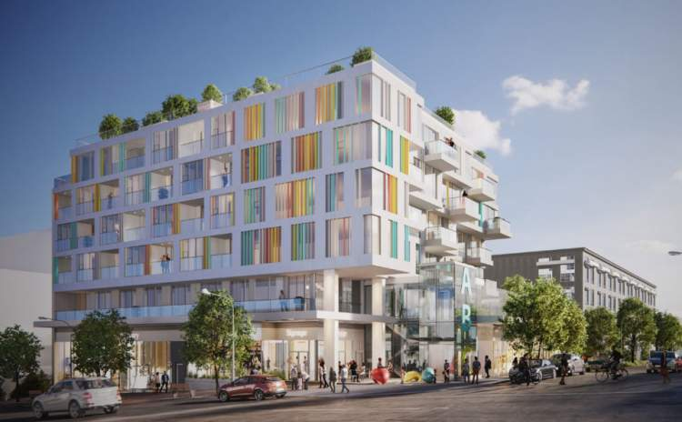 Main Street Arts2 Presale Condo in Vancouver