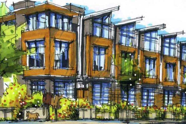 Founder Block presale condo in North Vancouver