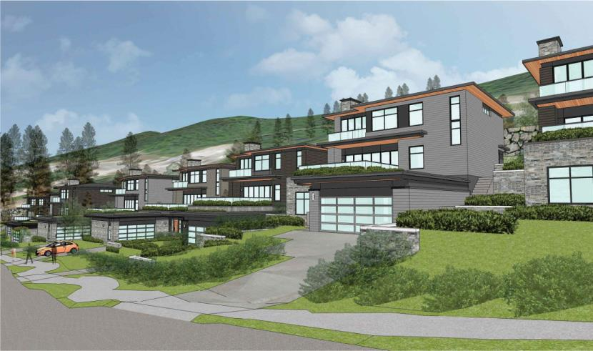 Rodgers Creek North Vancouver Homes