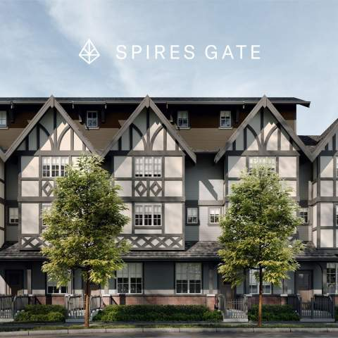 Spires Gate Richmond Townhome Presale